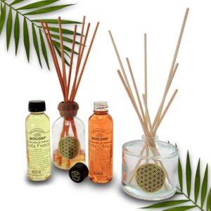 Aromatizadores de ambiente varitas de madera